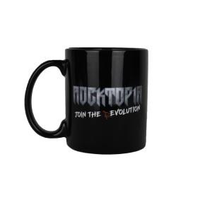 Rocktopia 11 oz Wrap Mug