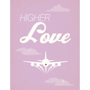 Higher Love Card