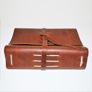 Every Picture Tells A Story Leather Photo Album