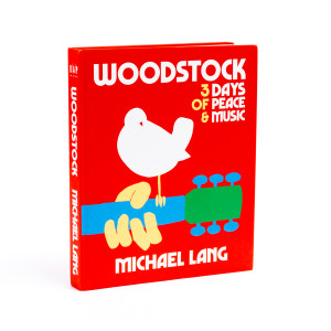 Woodstock: 3 Days of Peace & Music Book - Official 50th Anniversary Edition
