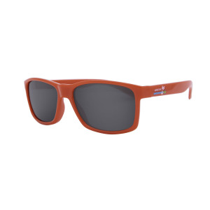 Woodstock Red Smoke Sunglasses