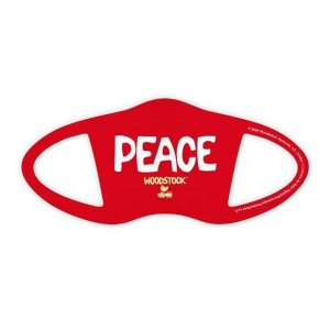 Woodstock Peace Face Covering