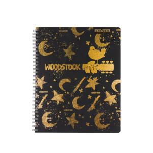 Woodstock Stars & Moon Notebook