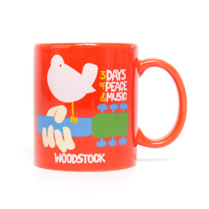 Woodstock Red Mug