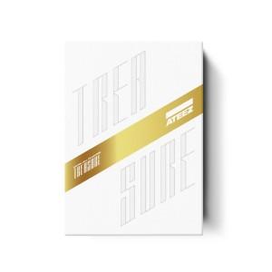 Ateez Treasure Z Ver. Album Package White Edition