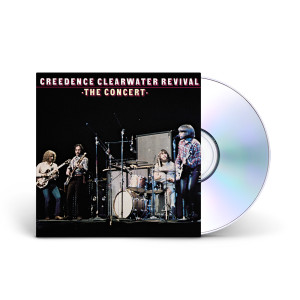Creedence Clearwater Revival - The Concert CD