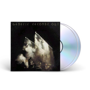 Genesis Seconds Out 2 CD - Definitive Edition Remaster