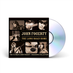 John Fogerty - The Long Road Home - The Ultimate John Fogerty / Creedence Collection CD