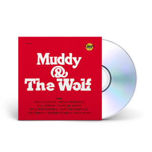 Muddy Waters -  Muddy & The Wolf CD