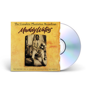 Muddy Waters -  The Complete Plantation Recordings CD