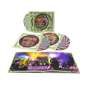 Nick Mason's Saucerful of Secrets Live at the Roundhouse CD/DVD