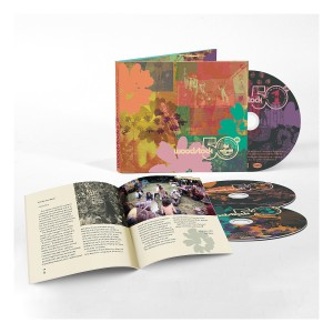 Woodstock - Back To The Garden: 50th Anniversary Collection (3 CD Set)