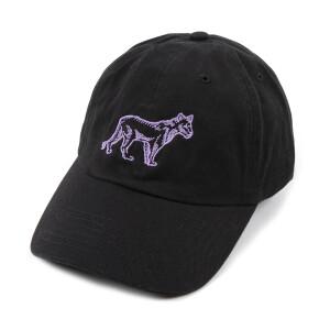 Black Lioness Embroidered Dad Hat