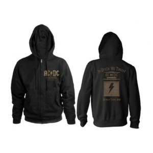 AC/DC Rock Or Bust Amp World Tour Hoodie