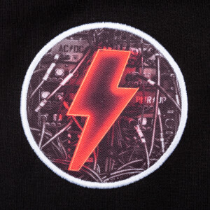 AC/DC Logo Black Sweatshirt