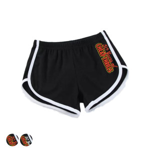 50 Years Of Cheap Thrills Red Type Women's Jogging Shorts