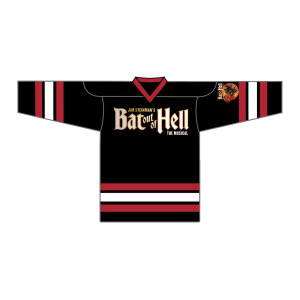 Bat Out Of Hell Hockey Jersey