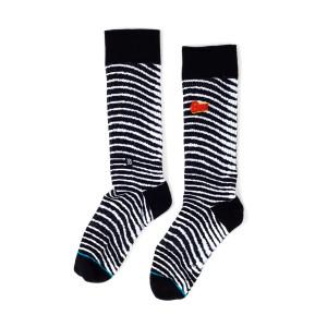 David Bowie - Striped Socks
