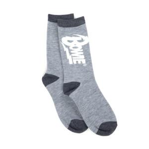 David Bowie Logo Socks