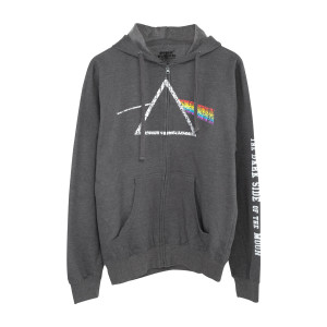Grey Dark Side of the Moon Hoodie