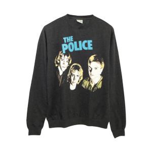 The Police Outlandos Heads Crew Neck Sweater