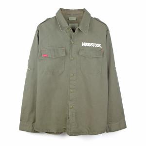 Woodstock Vintage Fatigue Shirt