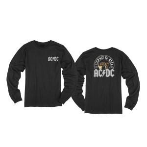 AC/DC Highway to Hell 40th Anniversary Longsleeve T-shirt