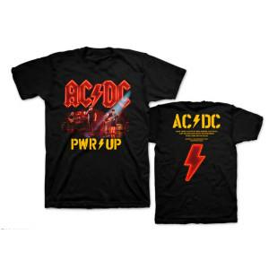 Neon Live Black T-Shirt