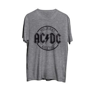 Back in Black Tour T-shirt