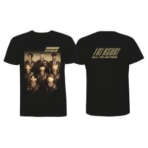 Treasure Men's Black T-shirt
