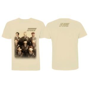 Treasure Men's Tan T-shirt