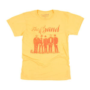 The Band Simple T-shirt