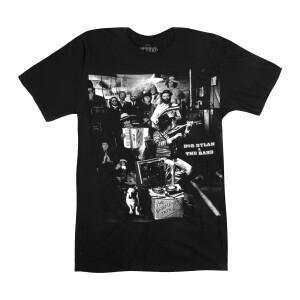 The Band & Bob Dylan Basement Tapes T-Shirt