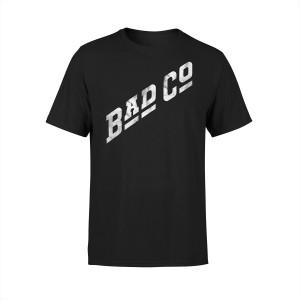 Bad Company Logo Black Tee
