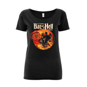 Bat Out Of Hell Women's Scoop Neck T-shirt