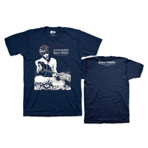 Space Oddity 50 Navy T-shirt