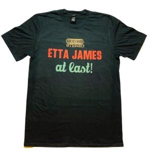 At Last Stereo T-Shirt