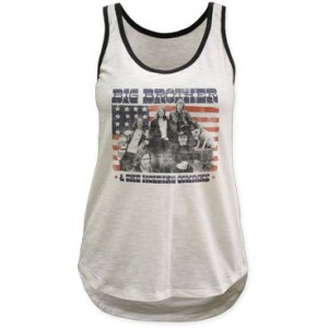 Ladies Big Brother & the Holding Company Tank