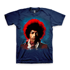 Jimi Hendrix Both Sides of the Sky T-shirt