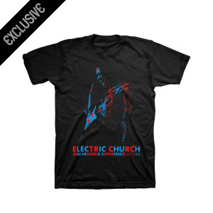 Electric Church Limited Edition T-shirt