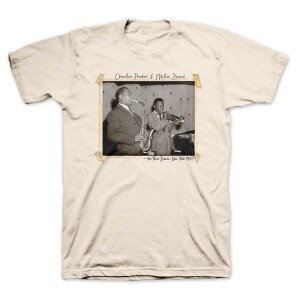 The Three Deuces 1947 Natural T-shirt