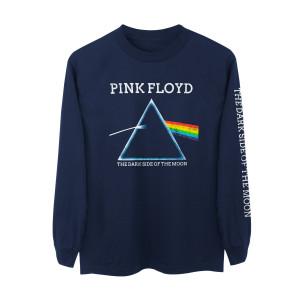 The Dark Side Of The Moon Longsleeve  T-Shirt