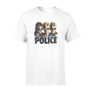 The Police Photo T-Shirt
