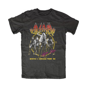 Arsenal Stacee Jaxx Vintage Band Photo Tee