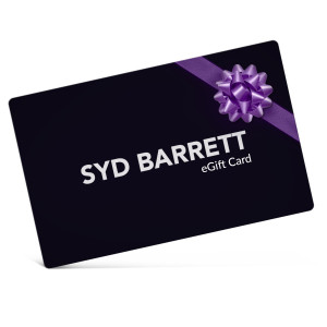 Syd Barrett Electronic Gift Certificate