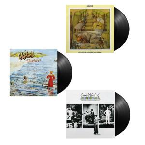 Genesis Essential LPs Starter Pack
