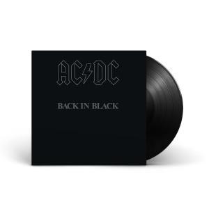 AC/DC Back In Black LP