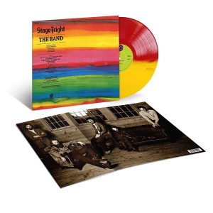 Stage Fright 50th Anniversary Split Color LP