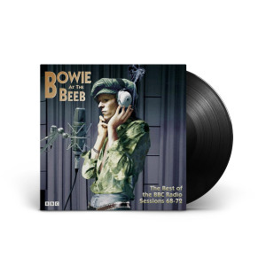 David Bowie Bowie At The Beeb: The Best Of The BBC Radio Sessions '68-'72 (4LP 180 Gram Vinyl)(Limited Edition Box Set) LP