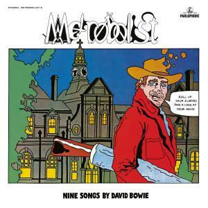 Metrobolist (aka The Man Who Sold The World) LP